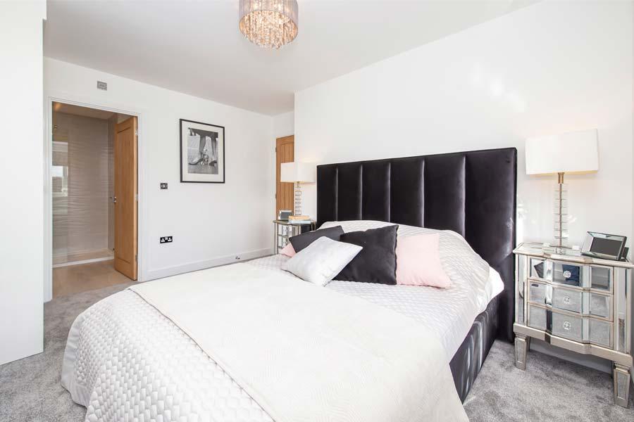 blaby home bedroom alternative view