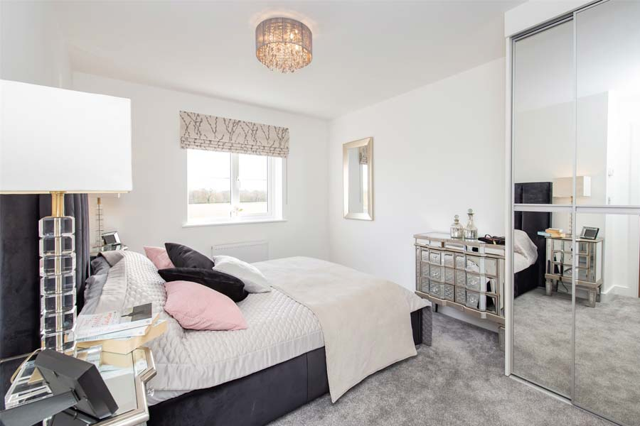 blaby home bedroom