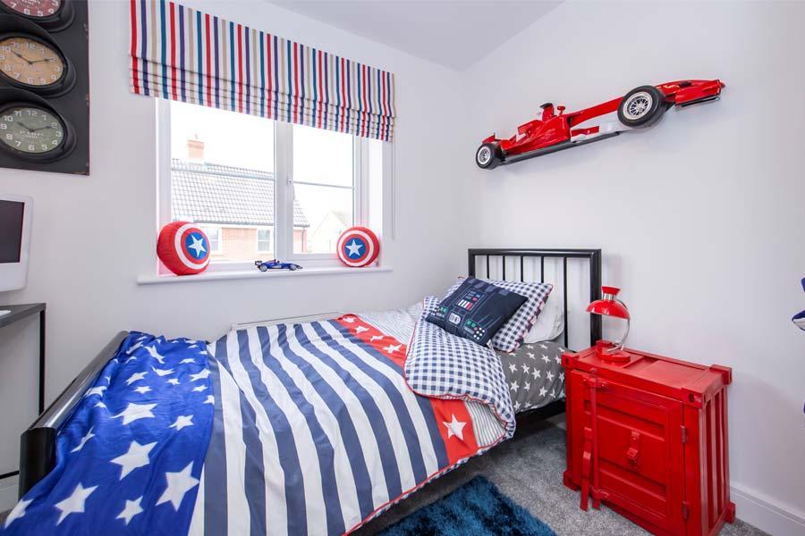 blaby home boys bedroom