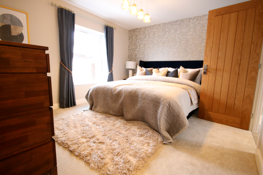 Bosworth Grange bedroom 3