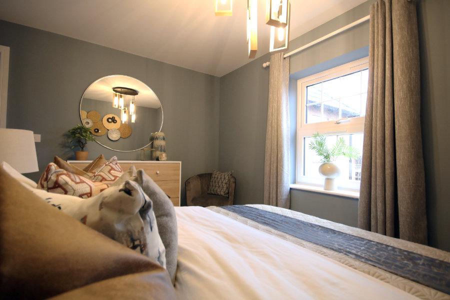 Bosworth Grange bedroom 2