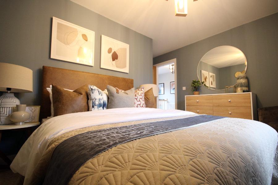 Bosworth Grange bedroom 1