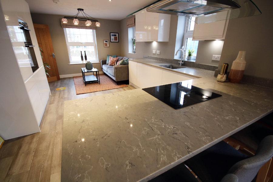 Bosworth Grange kitchen